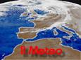 Meteosat - Animazione delle ultime 24 ore (formato 800x800 pixel)